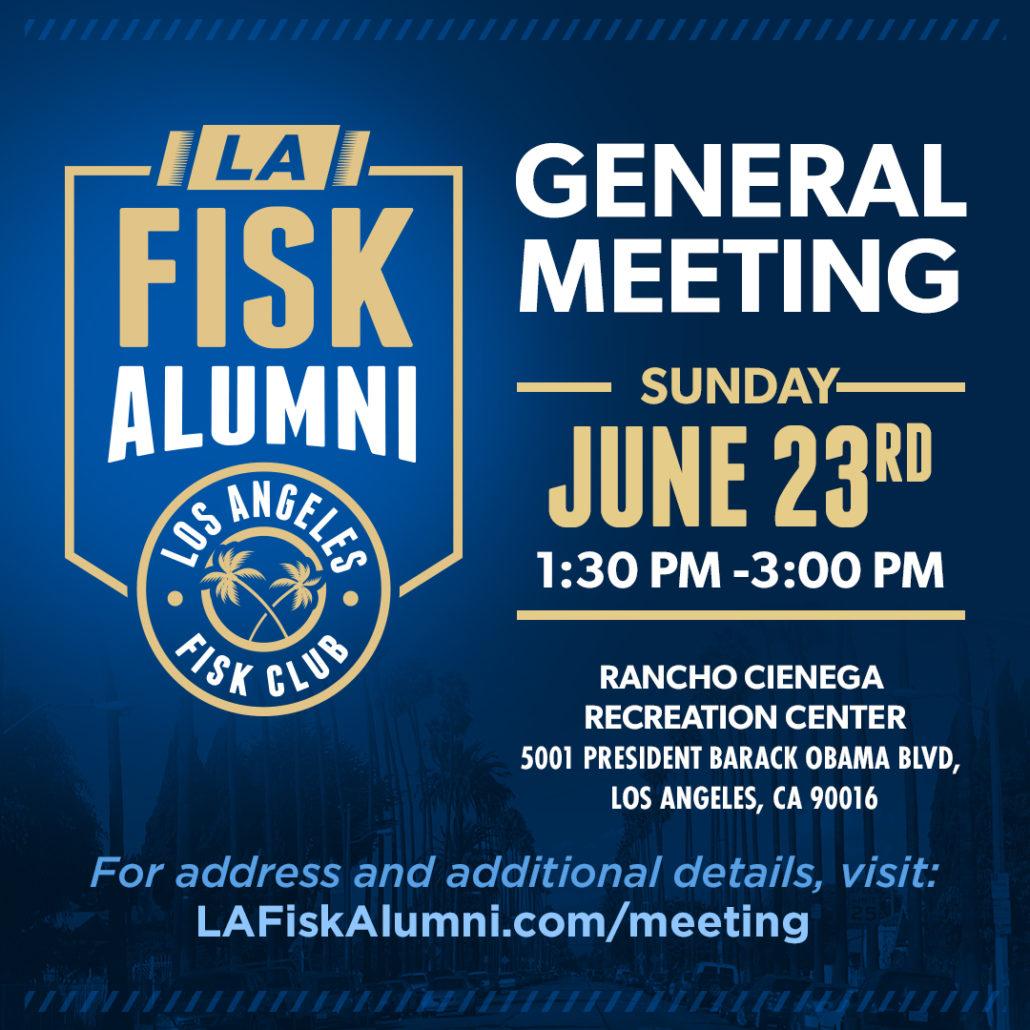 General Meeting June 23